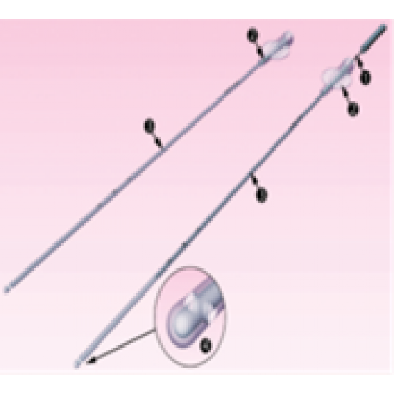 AINSEWHITE Катетер для внутриматочного оплодотворение