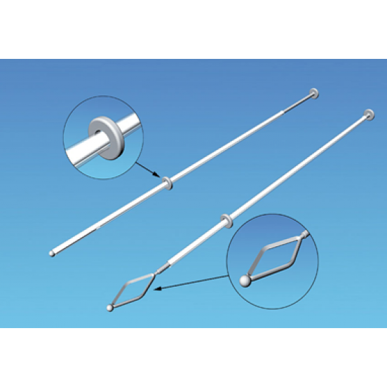 ENDORAM Кюретка для биопсии эндометрия, 25см, внешний ø 3,8 мм