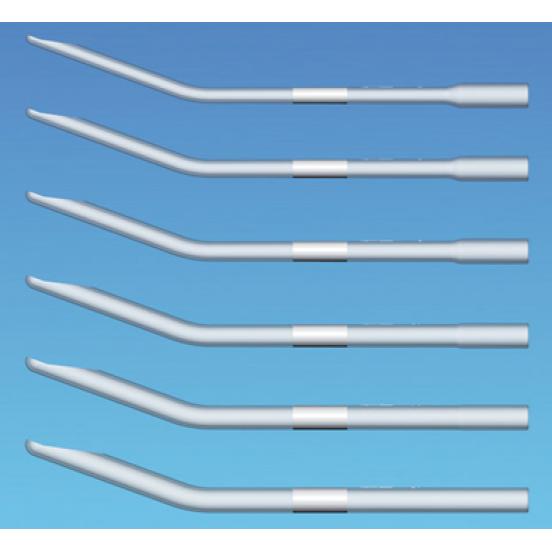 INTRACURETTE RC Жесткая изогнутая внутриматочная аспирационная кюретка - длина 18,5 cм, внешний ø 12 мм
